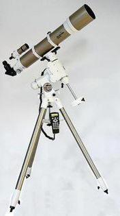 4″ SkyWatcher ED 100/900 HEQ5 Pro apokromat