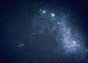 Sl. 5. Veliki i Mali Magellanovi oblaci