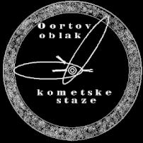 Većina kometa dolazi iz Oortovog oblaka čija je udaljenost od Sunca reda veličine jedne svjetlosne godine.