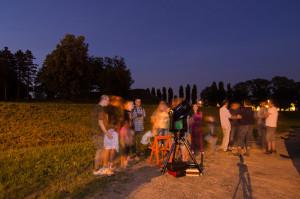 S prve ovogodišnje Večeri pod zvijezdama, 4.7.2014.