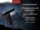 Plakat: Zvjezdano nebo nad Ludbregom