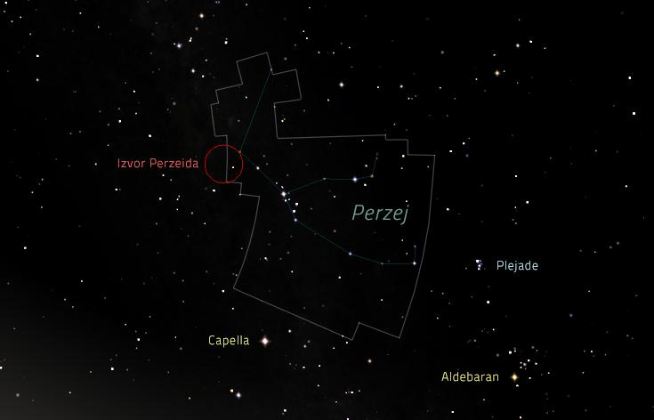 Radijant Perzeida