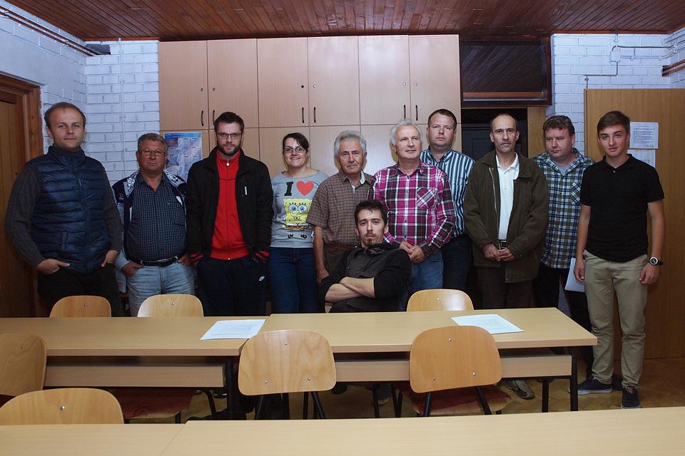 Redovna godišnja skupština ADKC, 11.9.2015.