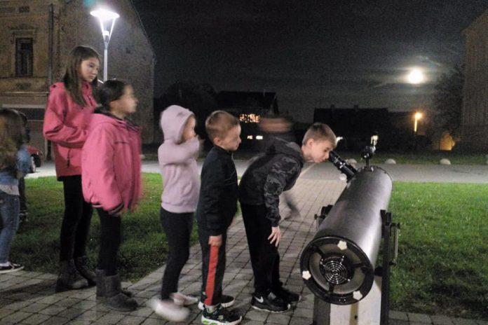 Ljetna škola svemira uključivat će i promatranje neba teleskopom