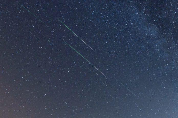 Meteori Perzeidi